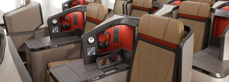 priestmangoode unveils new business class cabin for south african airways