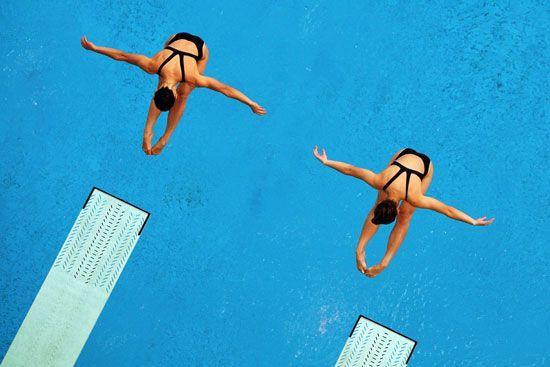 Diving Olympics Rio 2016 Brazil