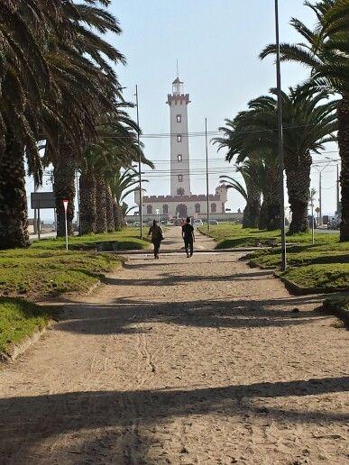 El Faro de La Serena, Chile