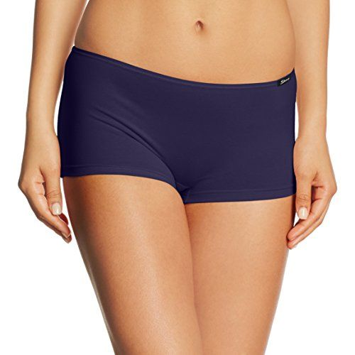 Skiny Women's Essentials Low Cut Pant Boy Short,Blue (Ind... https://www.amazon.co.uk/dp/B06XWF8SBX/ref=cm_sw_r_pi_dp_x_zEqgAb7H5P4CM