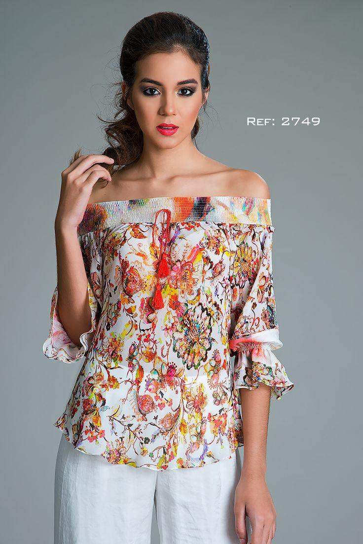 Las prendas de la colección Patchwork tienen una inspiración romántica y muy femenida #mpm #patchwork #details #mpmdaily #woman #romantic