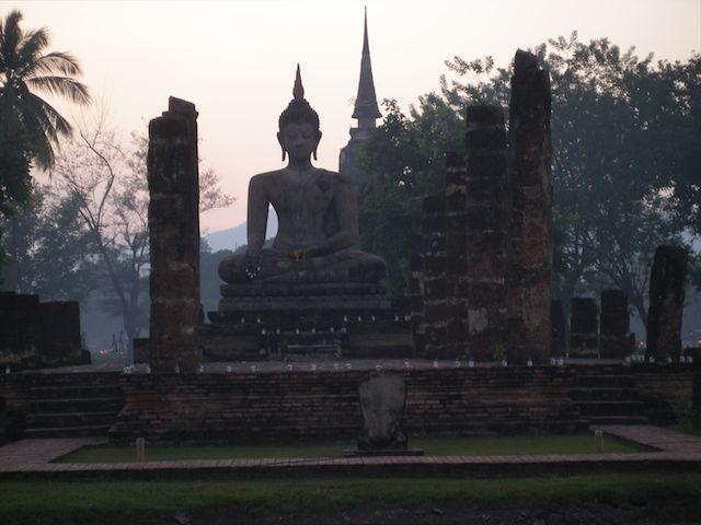 Sukothai at Dusk