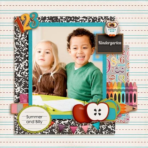 Program do obróbki zdjęć  http://www.smilebox.com/templates/18193/School-Time-Scrapbook.html