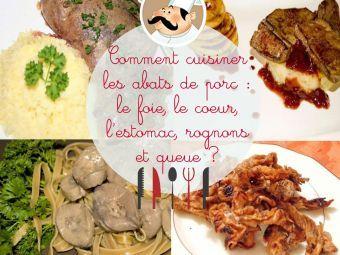 229 best images about les abats en cuisine on pinterest - Cuisiner le coeur de boeuf ...