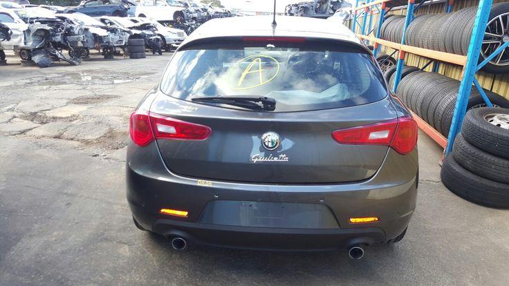 Alfa Giulietta 940 1.9l TDI Automatic  (10-15)