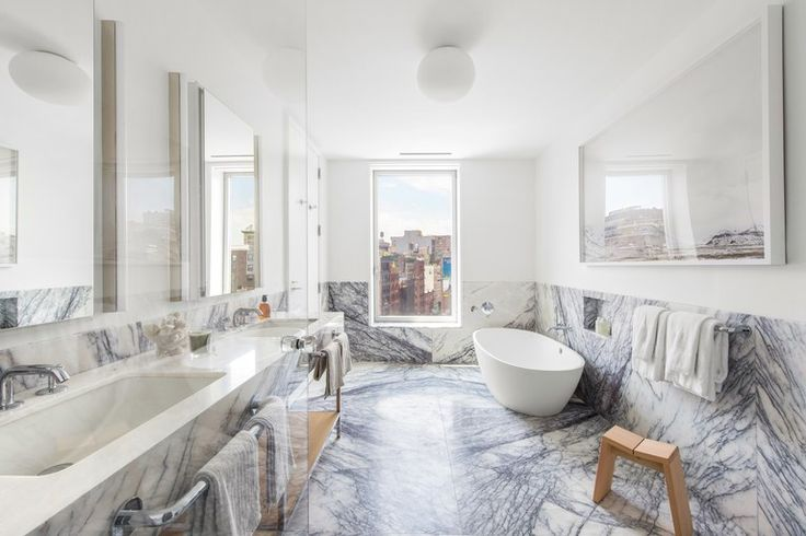 Annabelle Selldorf's 347 Bowery Takes a Page from Le Corbusier's Book | Architectural Digest