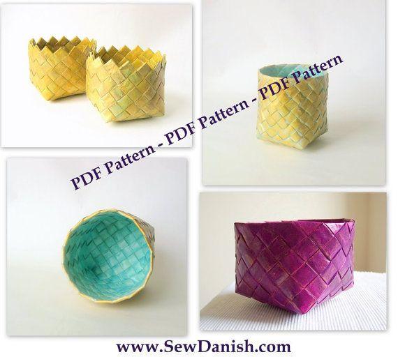 Scandinavian Basket Weaving