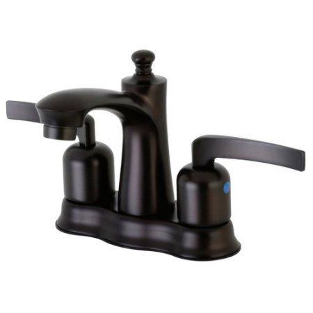 Home Improvement Kingston Brass Oil Rubbed Bronze Oil Rubbed