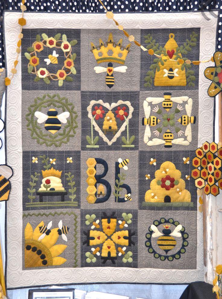 17 Best Ideas About Applique Quilt Patterns On Pinterest
