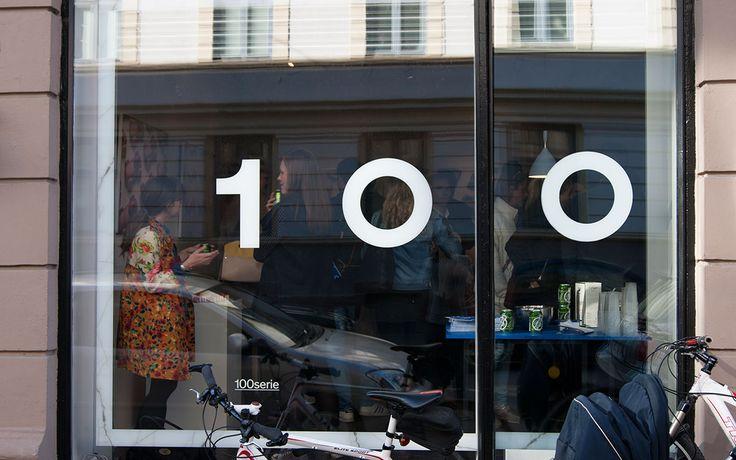 100serie on Behance