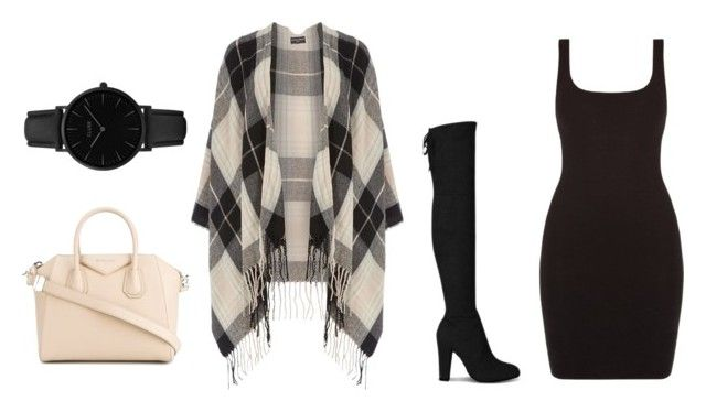 Simple fall by maria-belen on Polyvore featuring Dorothy Perkins, Givenchy and CLUSE
