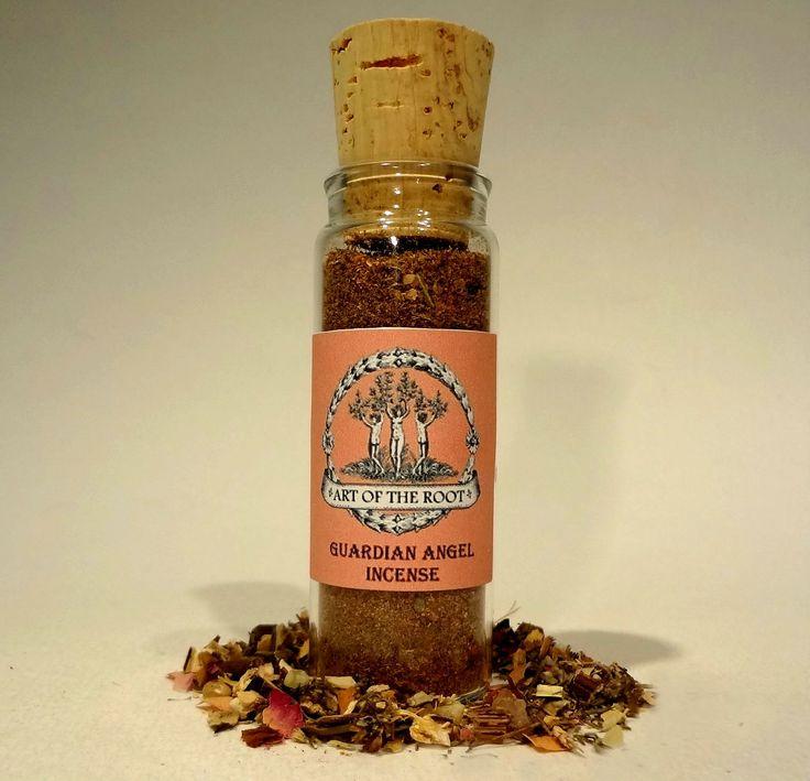 Guardian Angel Incense 1.25 oz for Hoodoo, Voodoo,Wicca & Pagan Rituals