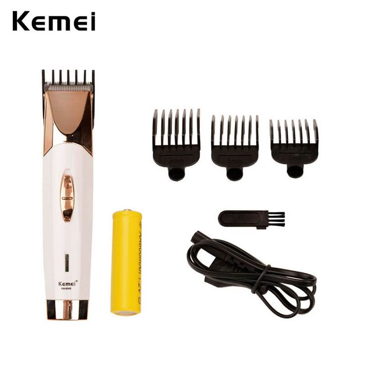 Kemei 110-240V Hair Trimmer Dry Electric Charging Clipper Shaver Razor Beard Cutting Grooming Set Hair Clipper RCS139 P00