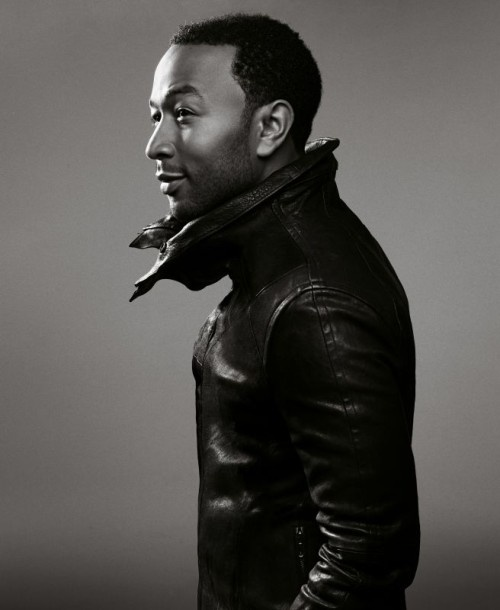 John Legend. He is perfect in every way! Sings, looks good smiling, singing, talking, looking, breathing...haha ohhhh ;)