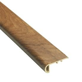 Shaw 1.75 In X 94 In Resort Teak Teak Stair Nose Floor Moulding Lxvsn00602
