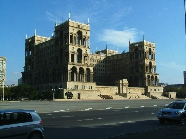 Aserbaidschan Urlaub
