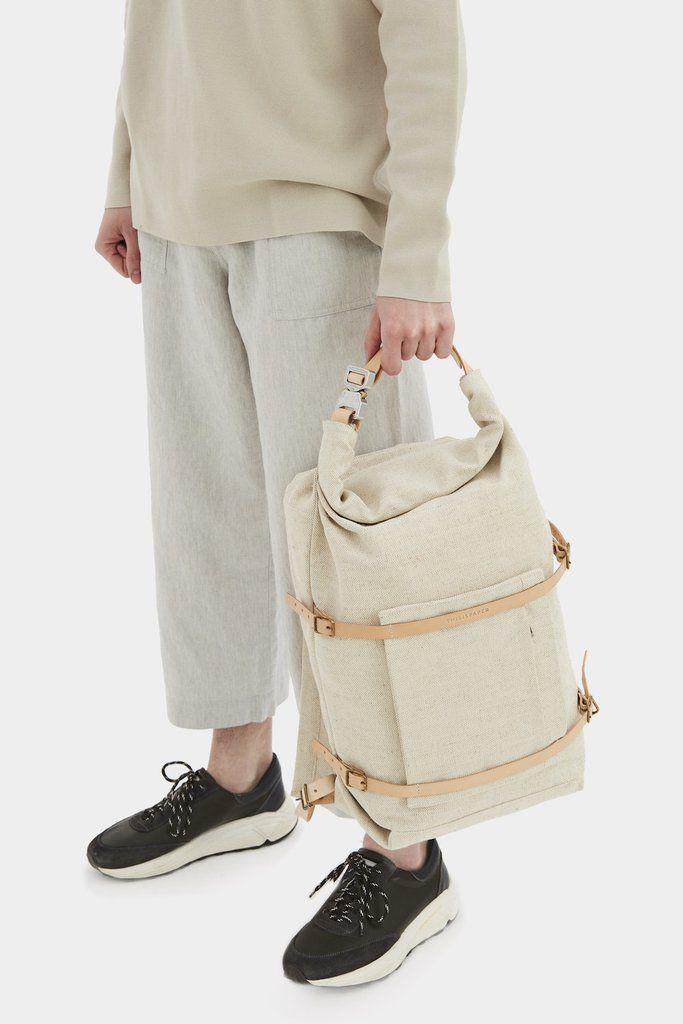 Summer Sale   U-tility Backpack Natural
