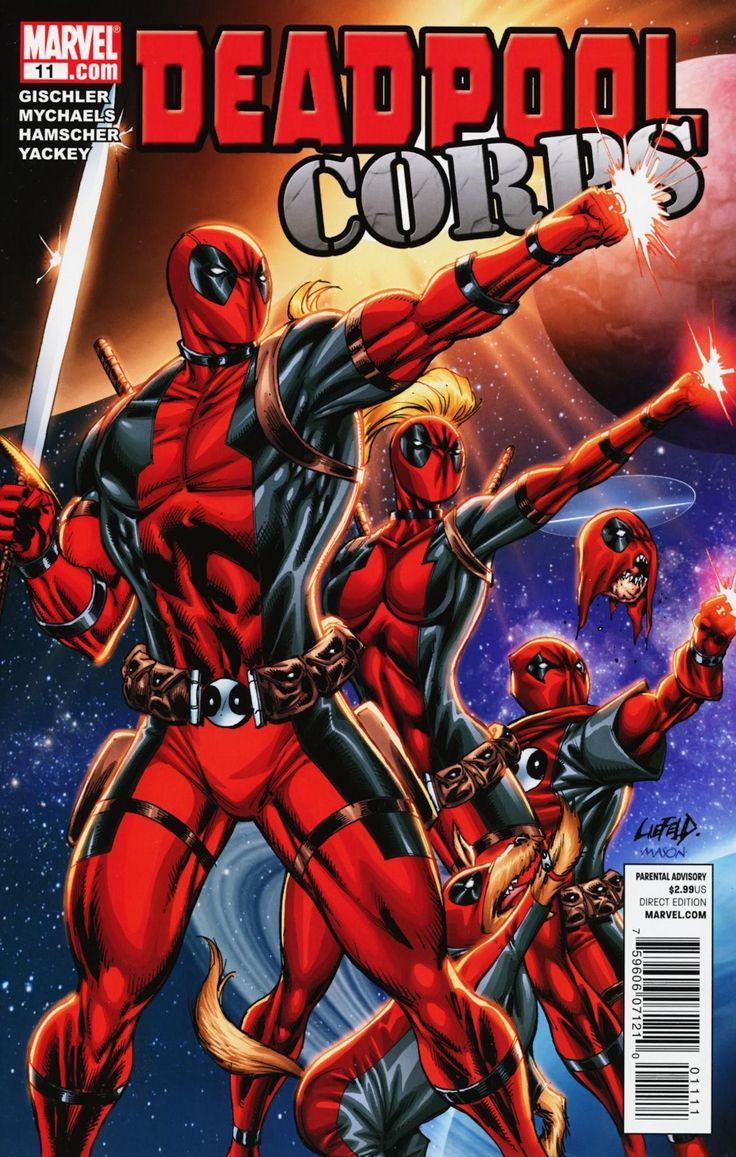 deadpool | DeadPool Marvel Comics(Post en español)