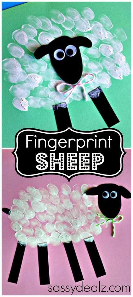 An easy activity for younger children. Good for 'Mary had a little lamb', Year of the sheep or farm animals.