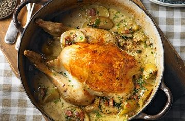 Normandy Chicken