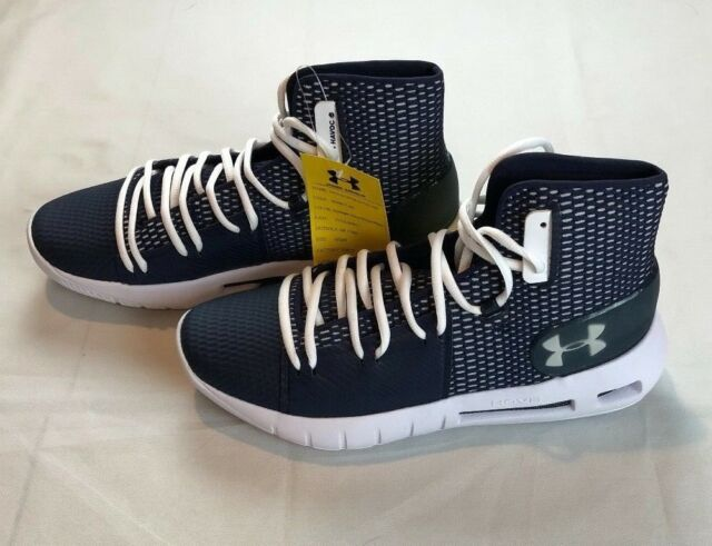 reputable site 45f43 8d445 Mens under armour hovr havoc mid top basketball shoes nwt ...