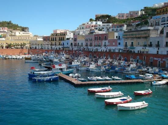 A Hop, Skip and a Jump from Rome: The Isle of Ponza | Glenys' Rome & Beyond