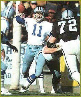 e04d4969773 Danny White   Cowboys Football   Cowboys quarterbacks, Dallas cowboys  history, Cowboys