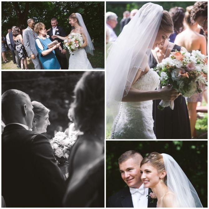 Stephanie Craig Photography » Blog - Wedding Photography, Western Massachusetts, Look Park Wedding, Church Wedding, Receiving Line