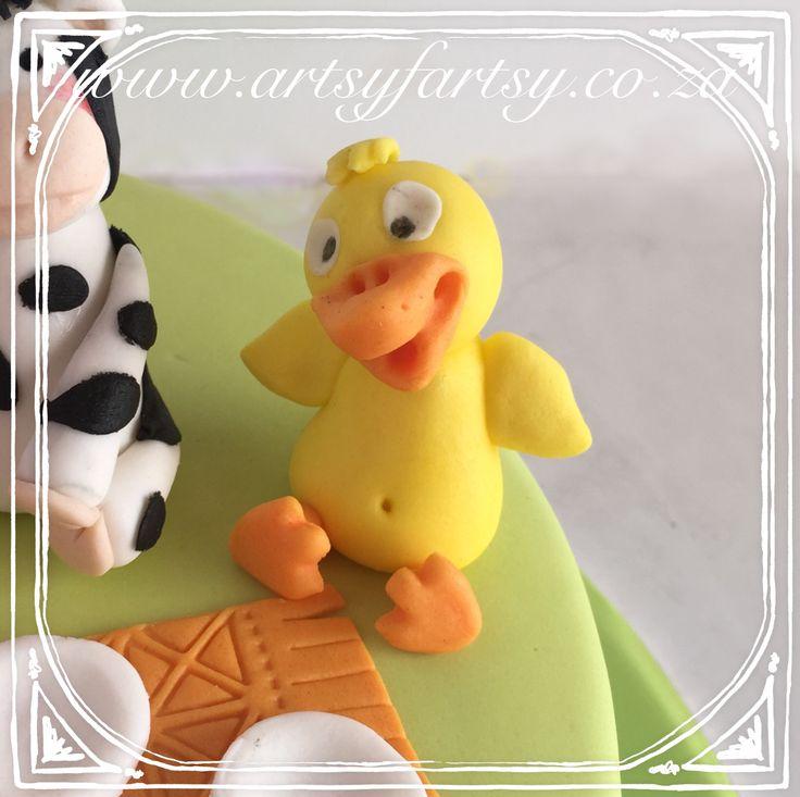 Duck Sugar Figurine #ducksugarfigurine