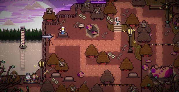Twin Peaks-inspired RPG Baobab's Mausoleum out today