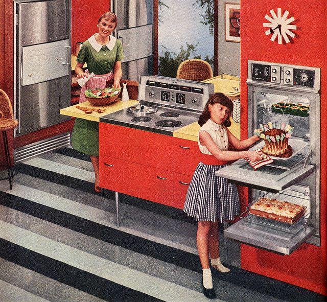 Vintage Kitchen On Pinterest: 1112 Best Images About Vintage Kitchen & Appliances On