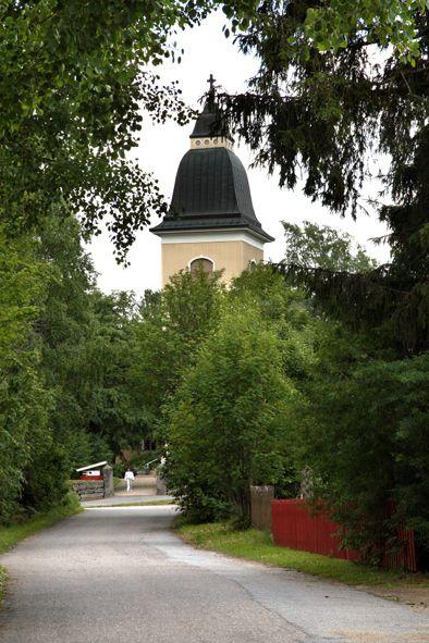 Jurvan kirkko.
