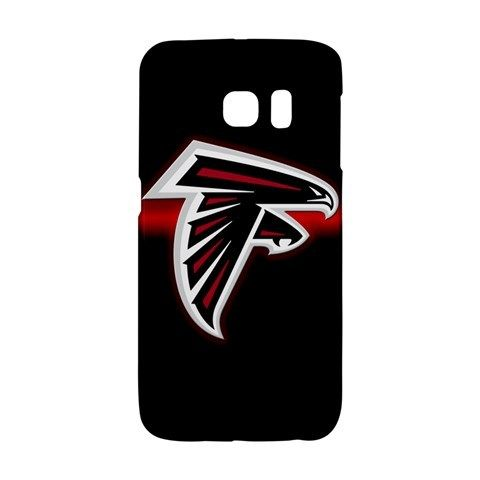 Atlanta Falcons Logo Samsung Galaxy S6 EDGE Case Wrap Around