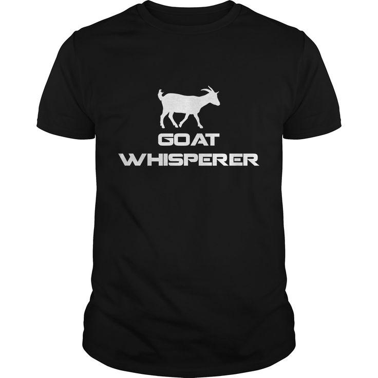Goat Whisperer Cute Funny Farm Animal Best Gift : shirt quotesd, shirts with sayings, shirt diy, gift shirt ideas  #hoodie #ideas #image #photo #shirt #tshirt #sweatshirt #tee #gift #perfectgift #birthday #Christmas