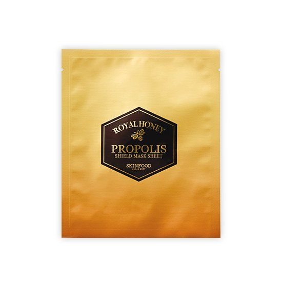 [SKINFOOD] Royal Honey Propolis Shield Mask Sheet (2PCS)