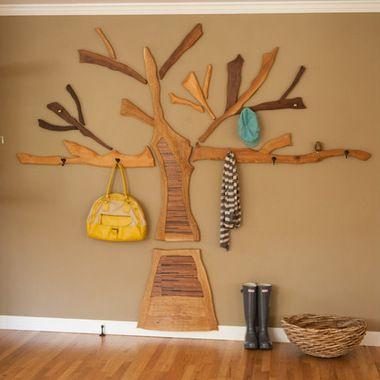 Montecito Guest House - entry - santa barbara - Jessica Risko Smith Interior Design