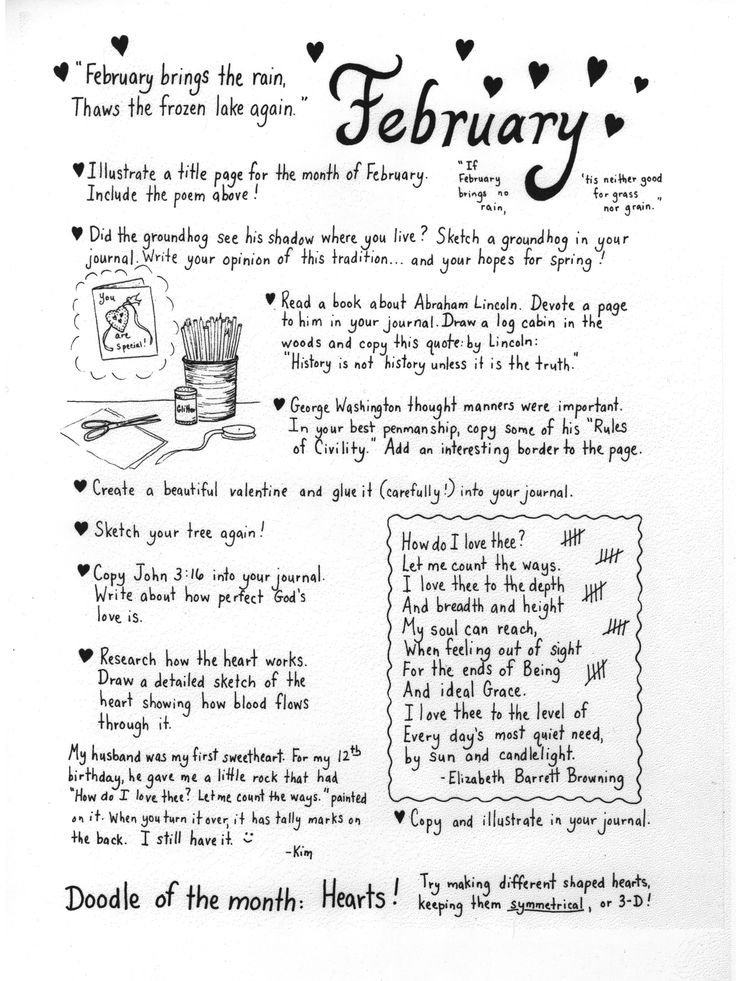 adult diary writing activities