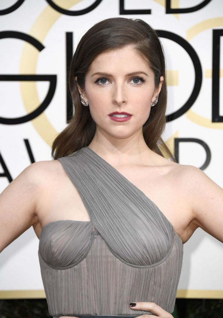 Anna Kendrick - 74th Annual Golden Globe Awards in Beverly Hills ...