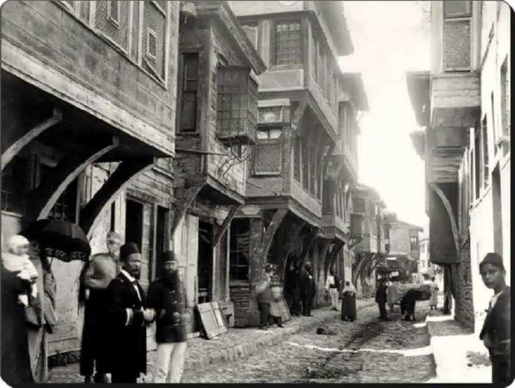 Uskudar, 1890lar