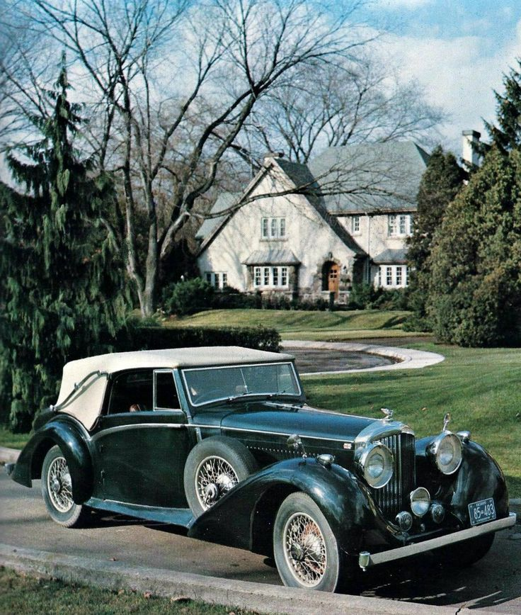5218 Best Vintage Bentley Cars Images On Pinterest: 455 Best 4.25-litre (1936-1939) Images On Pinterest