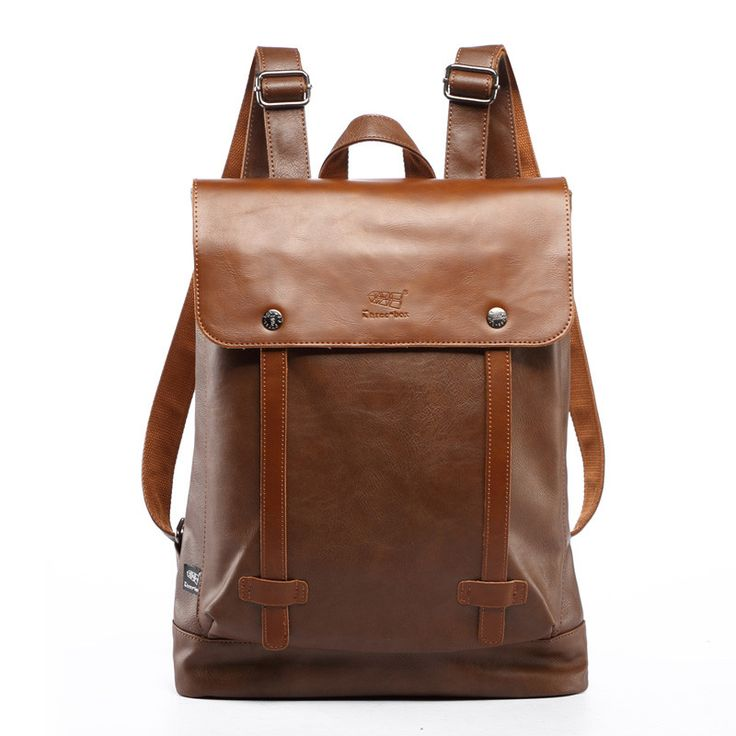 Brand New Top Quality Womens Leather Laptop Backpack -UNISEX-