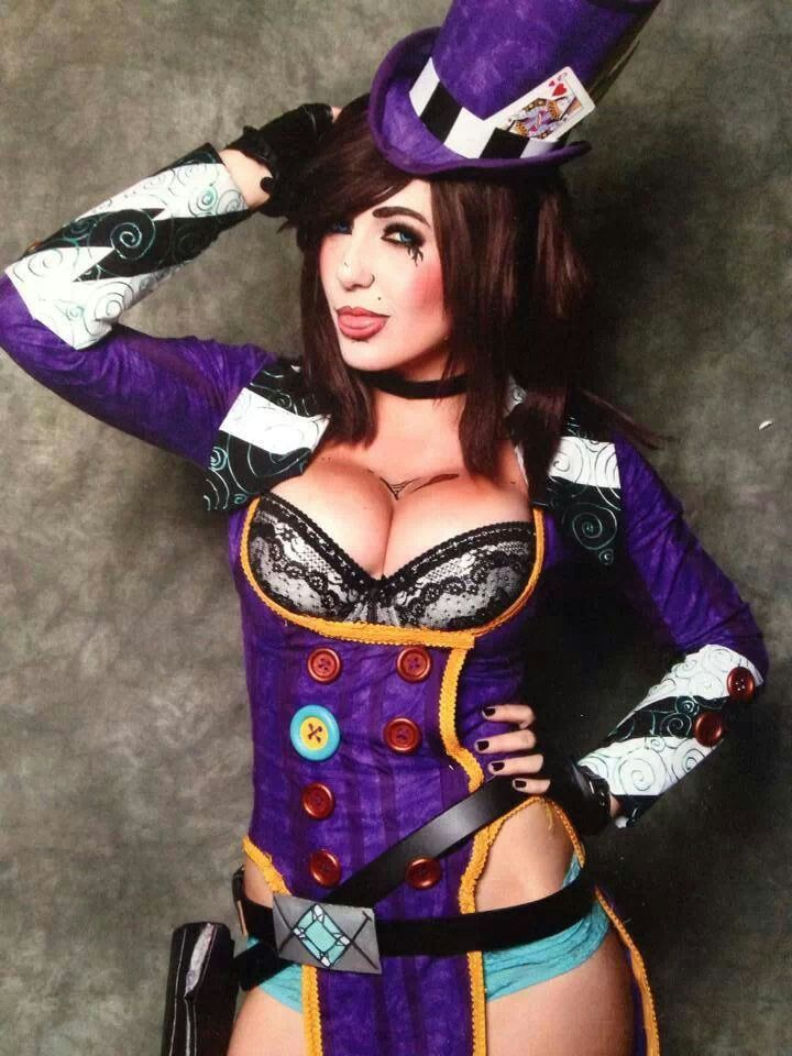 Mad moxxi cosplay porn