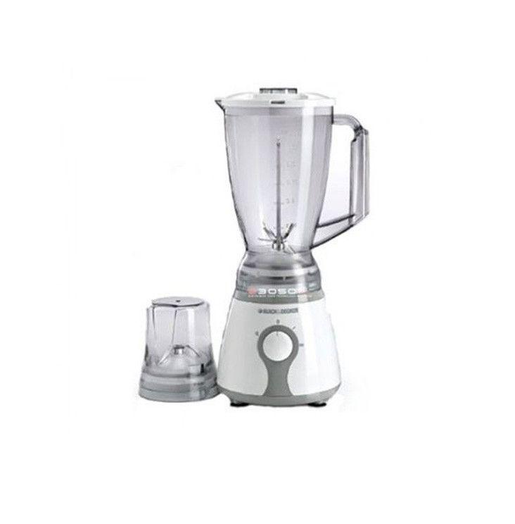 Lovely 220 Volt Kitchen Appliances Part - 4: Black U0026 Decker BX225 Blender With Grinder 220-240 Volts 50Hz Export Only
