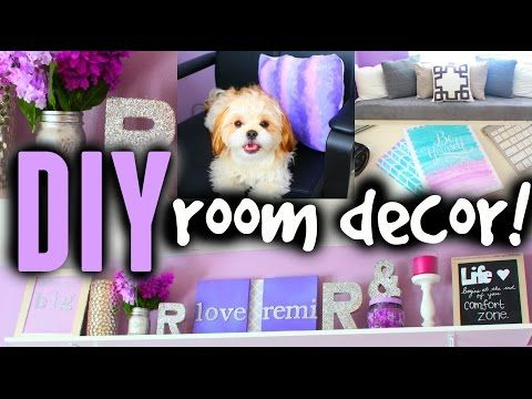 Diy Room Decor Ideas For Teens Cute Cheap Easy