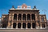 Opera House in Vienna, my mom and I were touring Europe, and went to an operetta in this building.