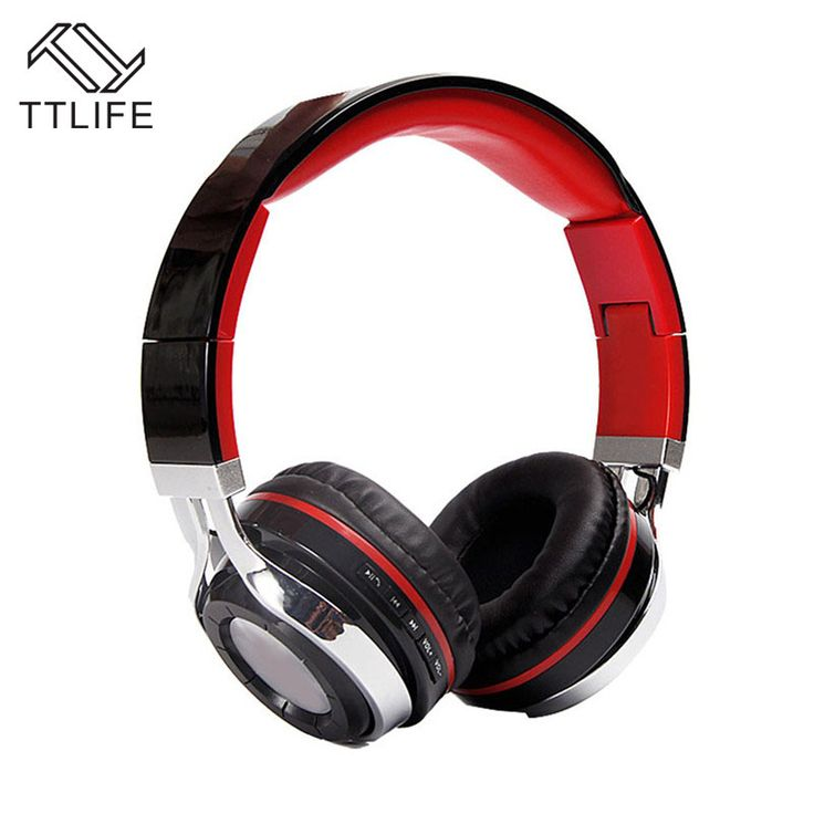 >> Click to Buy << TTLIFE Brand Working 6.5h Portable Foldable Headset Wireless Bluetooth DJ Studio Headphones With Microphone for Gaming Calling #Affiliate