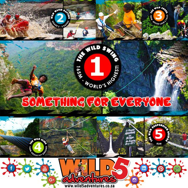 When on the #KZNSouthCoast make sure visit us where there is something for everyone to enjoy!