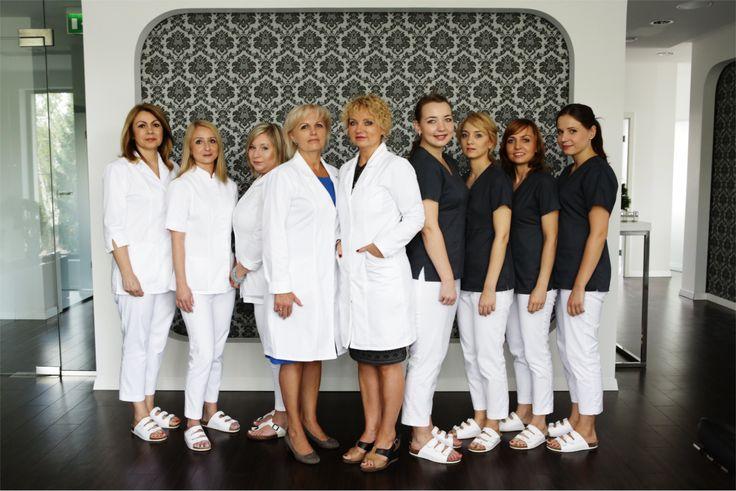 Zespół Derma-Clinic dr Orlitz / Our team
