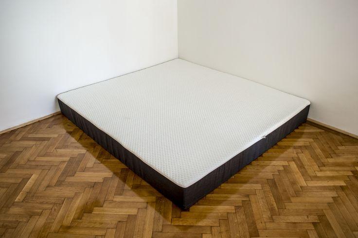 Mostanában egyre divatosabb, hogy ágykeret nélkül használják a matracokat. A NOKS-ot bátran leteheted a földre!
