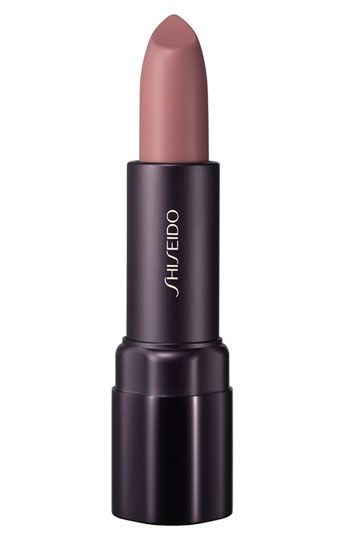 "Shiseido 'The Makeup - Perfect Rouge' Glowing Matte Lip Color in RD722: ""Whisper"". Perfection! *Since I pinned this it's been discontinued by Shiseido but you can find it at a premium on Amazon or you may even get lucky on eBay. :)"